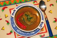 Kofte in klarer Suppe (Indiens Antwort auf unsere Leberknödelsuppe)